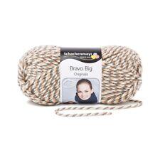 BRAVO BIG von Schachenmayr - GRANIT MOULINE (00183) - 200 g / ca. 120 m Wolle