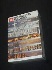COFFRET 7 DVD DES RACINES ET DES AILES RIO ROME PETRA SICILE VIENNE FES NEUF
