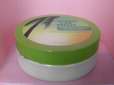 Bath & Body Works COCONUT LIME BREEZE intense moisture body butter New 7 Oz-RB4