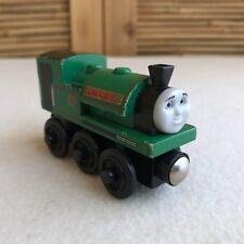 THOMAS the Tank ENGINE Thomas & Friends WOODEN Railway TRAIN 'Peter Sam' RETIRED