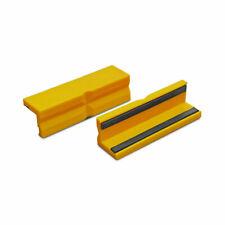 Schraubstock Schutzbacken Schonbacken Kunststoff  100mm,125mm,150mm mit Magnet