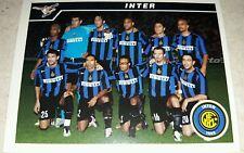 FIGURINA CALCIATORI PANINI 2004/05 INTER SQUADRA ALBUM 2005