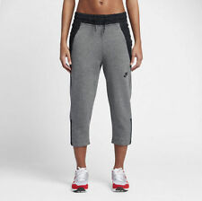 NIKE TECH FLEECE CROPPED SWEAT PANTS WOMEN SIZE MEDIUM NEW 831711 091