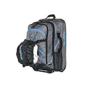 Sportube sport tube  Cabin Cruiser Wheeled/Padded Carry On ski boot bag