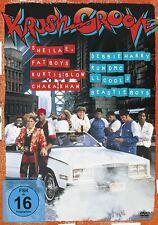 Krush Groove DVD neu&ovp. Fat Boys Run DMC Beastie Boys 80er Hip-Hop Musikfilm
