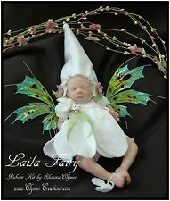 LIMITED Edition FAIRY BLAnK PARTS Reborn kit Laila ONLY 350 WW by-Shawna Clymer