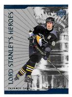 1998-99 Jaromir Jagr Upper Deck Lord Stanley's Heroes - Pittsburgh Penguins
