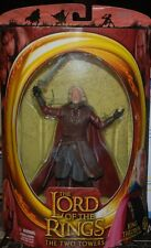 Lord of The Rings - The Two Towers King Theoden with Sword Attack Action