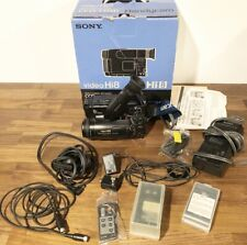 Sony Ccd-Tr81 Hi8 Camcorder, Battery, Charger, Remote & Other Accessories
