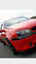 12mm Bonnet Raisers MK5 Ford Fiesta Zetec/S Ford Escort Rs Turbo + De Wiper Bung