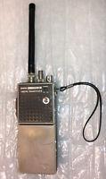 Pace Communicator MX 2M/FM Portable Transceiver Radio for Parts Repair Md/JAPAN