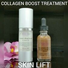 Dual Set-Collagen Rebuild Cellular Serum +45% Matrixyl 3000/ Snap8 Lifting Serum