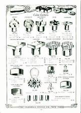 Catalog Page Ad Pettee Co Patty Pans Pie Racks Cake Soda Fountain Supply 1922