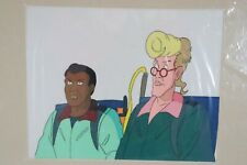 Ghostbusters The Real Ghost Busters Cartoon Animation Cel