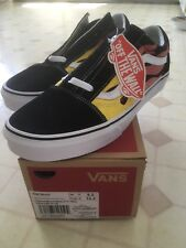 Vans Old Skool Flames M 8.0 W 9.5 Skateboard Dogtown Thrasher Supreme Supra