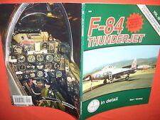in detail & scale D&S 59, F-84 THUNDERJET