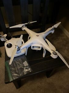 DJI Phantom 3 Standard Bundle - Broken Gimbal