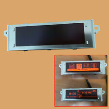 Red Screen USB Bluetooth Display 12Pin Fit For Peugeot 307 407 308 Citroen C4 C5