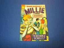 MILLIE THE MODEL #134 Marvel Comics 1966 THE BLONDE BOMBSHELL