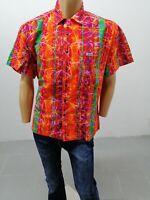 Camicia COLMAR Uomo Taglia Size L Chemise Homme Shirt Man Camicia P 7485