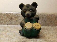 Bear Salt & Pepper Shaker Set