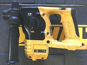 DEWALT DC212 18V cordless SDS Hammer Drill