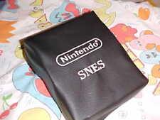 Super Nintendo / Custom Made Dustcover White logo /This classic needs our cover.
