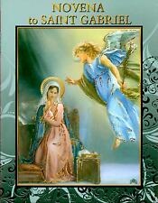 Novena to Saint Gabriel Pamphlet
