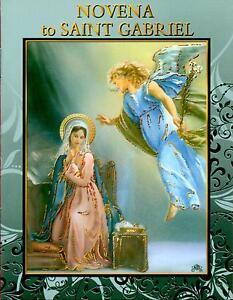 Novena to Saint Gabriel Booklet