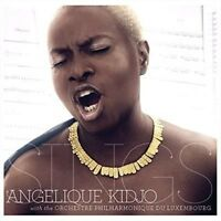 Angelique Kidjo Luxembourg Philharminic Orchestra CD NEW