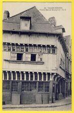 cpa 59 - VALENCIENNES (Nord) VIEILLE MAISON ESPAGNOLE 16ème Old Spanish House