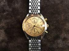 Omega - Speedmaster Cronograph Steel Gold - 54108947 - Men - 1990-1999!