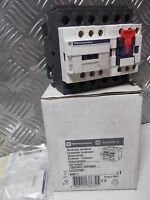 SCHNEIDER TELEMECANIQUE LC2D25B7 REVERSING CONTACTOR 575VAC 25A 24Vac Coil