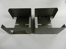 Trailer Metal Tail Light Guard Bracket Steel Square 6 7 8 Function - 1 LH & 1 RH