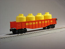 LIONEL THOMAS SODOR FREIGHT BRENDAM FREIGHT CAR the tank train o gauge 6-30191-G