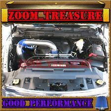 BLUE 2009-2013/09-13 DODGE RAM 1500 2500 3500 5.7L V8 HEMI COLD AIR INTAKE KIT