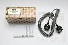 New Nikon SC-17 TTL remote cord for FA, FE2, F301/N2000, FG, Nikonos camera