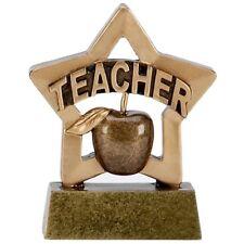 Teacher Prize Award Trophy FREE ENGRAVING