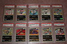 POKEMON PSA 10 GEM MINT 2010 ILLUSTRATOR CONTEST SET ZORUA TROPHY PROMO CARD L-P