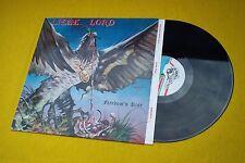 Liege Lord – Freedom's Rise (EX/EX) inner 1º press FRANCE 1985 Vinyl Lp  ç