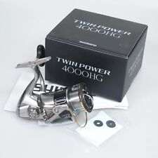 SHIMANO TWIN POWER 4000HG Spinning Reel 4000 HG & Chemical Light 75mm