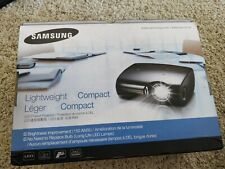 Samsung SP-400B Projector. New boxed