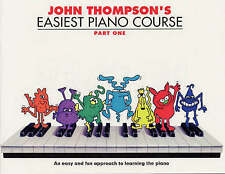 John Thompson's Easiest Piano Course: Pt. 1 by John Thompson (Paperback, 2000)