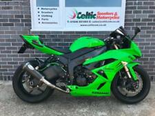 Kawasaki Motorcycles & Scooters ZX 2 excl. current Previous owners