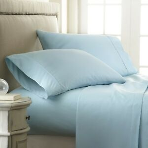 Hotel Collection - Premium Ultra Soft Checkered Bed Sheet Set by iEnjoy home
