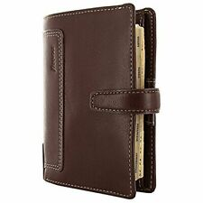 Filofax Pocket Holborn Organiser - Brown