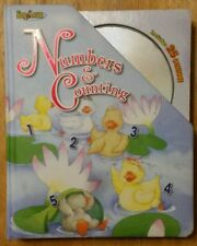 Sing & Learn Numbers book and cd set