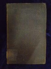 DIATESSARON SIVE INTEGRA HISTORIA DOMINI NOSTRI JESU CHRISTI by J WHITE - OXONII