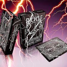 Bicycle-Lightning playing card poker jeu de cartes