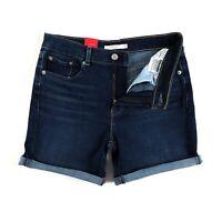 Levi's Shorts Women's Classic Shorts Marina Dark Indigo Blue 29694-0010
